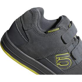Five Ten Freerider VCS Shoes Kids gresix/shoyel/core black